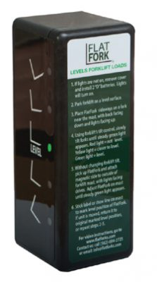 Forklift Level Indicators - reach truck mast indicators